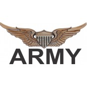 Army Wings / Badges (3)
