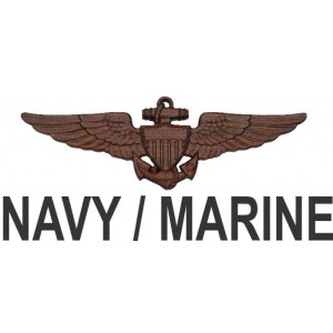 Navy / Marine / Coast Guard Wings
