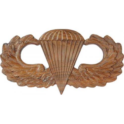 Army / Air Force Parachutist Badge
